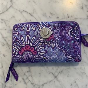Vera Bradley Turlock Wallet